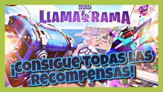 🔥 EVENTO LLAMA RAMA ROCKET LEAGUE 🔥 ► ROCKET LEAGUE GRATIS en EPIC GAMES STORE 😎