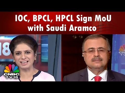 Business Lunch | IOC, BPCL, HPCL Sign MoU with Saudi Aramco for 60m Tonne/Annum  | CNBC TV18
