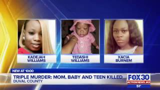 Jacksonville, Fl 11-month old baby and his mother shot and killed in Mass Shooting