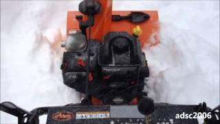 Ariens Snow Blower Ultimate Test