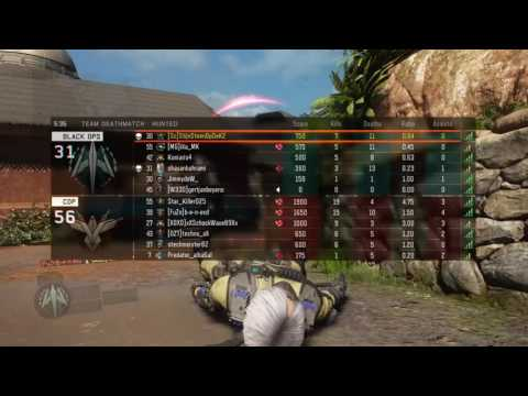 Call of Duty®: Black Ops III: Dit is echt vaag! - Knife GamPlay #1
