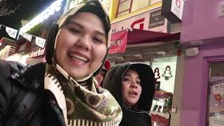 VLOG KOREA part 2 - zukieee (MAIN LUNCUR AIS)