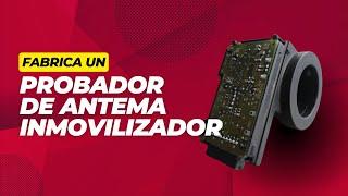Método fácil para probar Antenas Inmo - Auto Avance