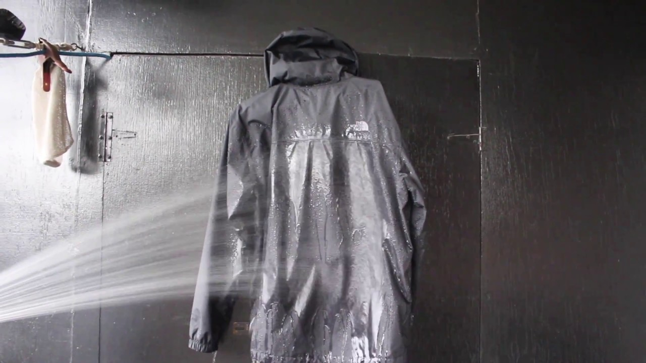 6743d3a8ec The North Face Resolve 2 Rain Jacket Review - YouTube