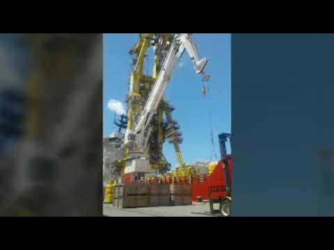 Land sea trabalhos offshore