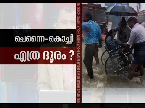 Flood in Chennai | News Hour 4 Dec 2015