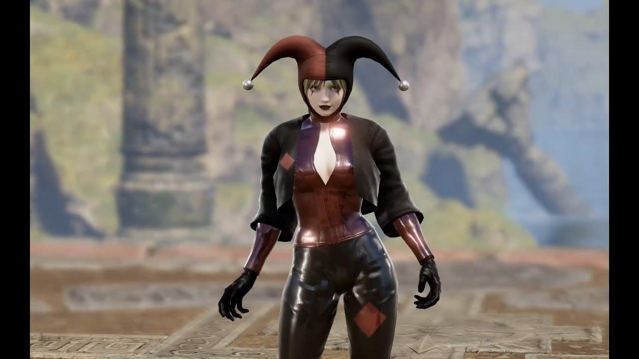 SoulCalibur VI Custom Character Community Edits 4K - Day 11 no