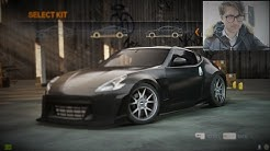 Need For Speed The Run All Cars BODY KITS 60fps