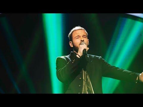 Kevin Klein sjunger You raise me up i Idol 2017 - Idol Sverige (TV4)