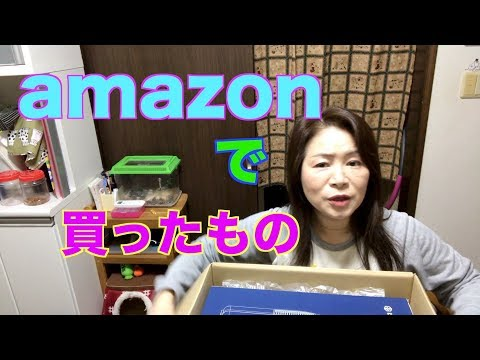 Amazonでお買い物〜