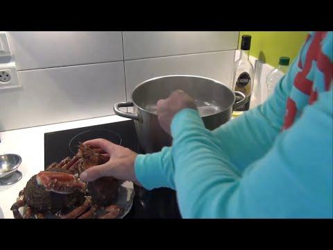 recette bien choisir et cuisiner le crabe doovi. Black Bedroom Furniture Sets. Home Design Ideas