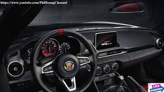 2018 Fiat 124 GT Abarth - Interior and Exterior - Phi Hoang Channel.