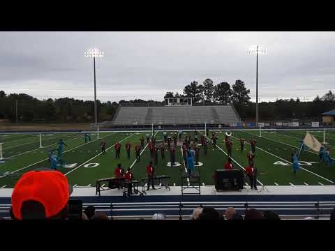 Magee High School Marching Band - 2019 Evaluation