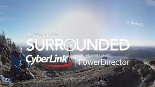 360 Rock Climbing at Mt. Erie near Bellingham, Washington I CyberLink x ActiveJunky thumbnail