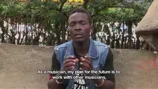 Deaf Rapper Lal Daggy | African Slum Journal