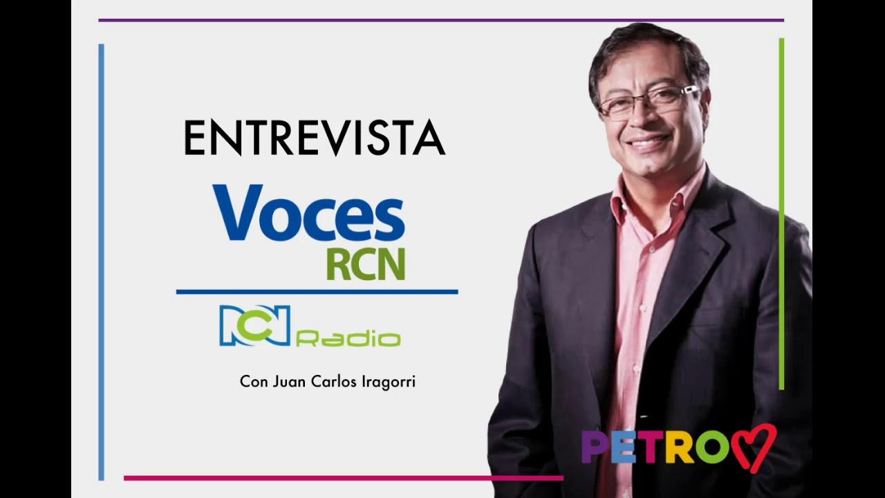Entrevista Voces RCN - 23 de junio de 2020