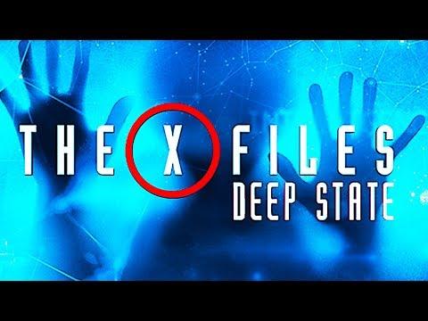 THE X-FILES Deep State Gameplay (2018) Jeu Vidéo X-Files