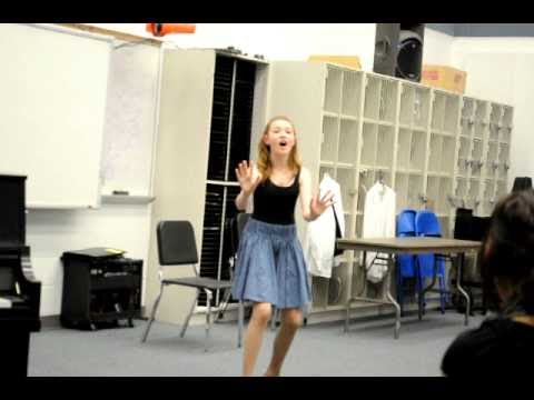 Gimme, Gimme-Thoroughly Modern Millie-Channing Weir
