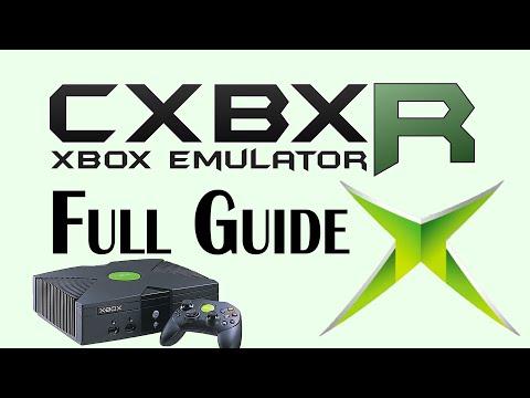 CXBX-Reloaded Full Setup Guide | EASY Original Xbox Emulator!