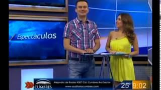 Repeat youtube video Las Noticias - Recuento de famosas maduras que han decidido posar desnudas