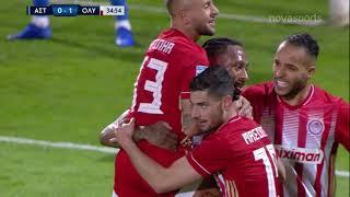 Αστέρας Τρίπολης - Ολυμπιακός: 0-4 (hls)