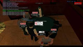 [Samp RP] Revolution | Casino ( Poker ) | WIN +7kk