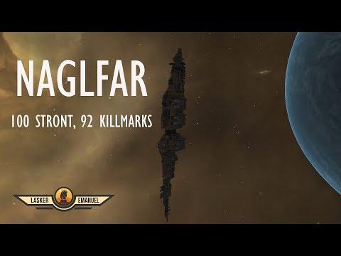 Naglfar; 100 Stront, 92 Killmarks
