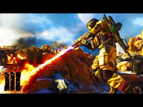 Black Ops 3 Multiplayer - Stream Team Live Stream's BO3 Call Of Duty Gameplay