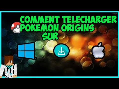 Tuto comment t l charger pokemon origins sur windows et - Comment telecharger open office sur mac ...