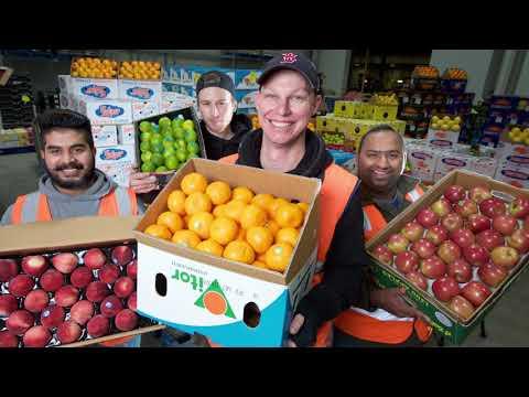 Happy second birthday Melbourne Market