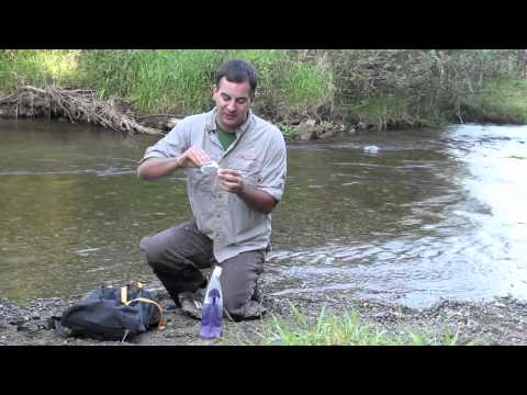Chlorine Dioxide Water Treatment Drops by Aquamira®