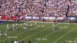 tom brady to brandon lafell touchdown 10 12 14 bills vs patriots