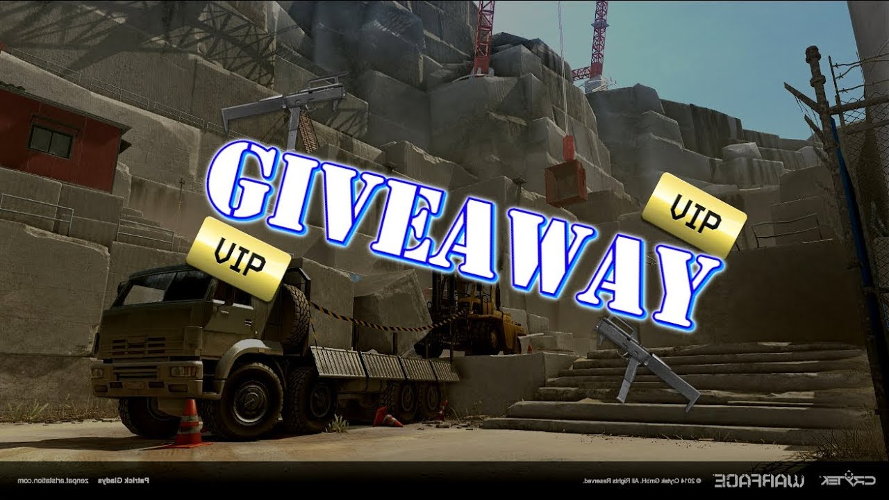Warface - 1,5K SUBS GIVEAWAY (10 Redeem Codes) Free Download Video