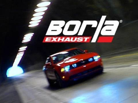 BORLA Exhaust for the 2011-2014 Mustang GT
