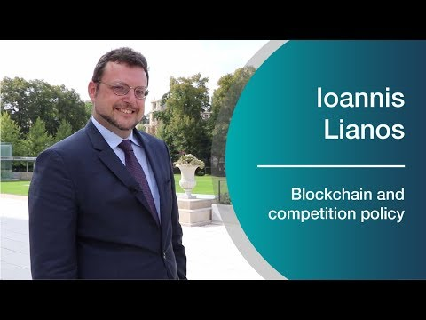 Ioannis Lianos on blockchain and markets with network effects