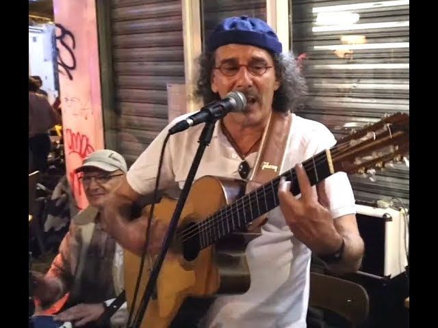 RUMBATICO | Armando Assouline (percussions) | Street session