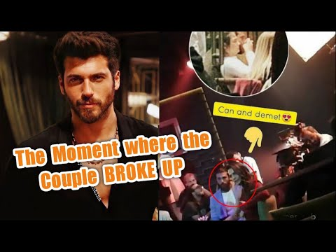 Last Minute News - Can Yaman and Demet Ozdemir: a love that ended badly Reason's Break Out