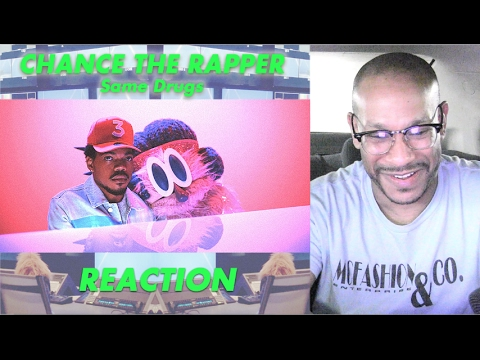 Chance the Rapper - Same Drugs (Official Video) reaction/review