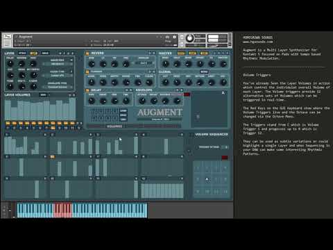 About Augment for Kontakt 5