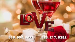 Valentine's Dinner Dance and Show at Bouvardia Restaurant !February 14, 2018
