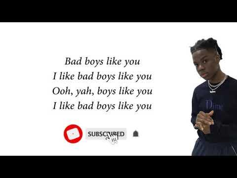 beamer-bad-boys-by-rema-(lyrics-video)