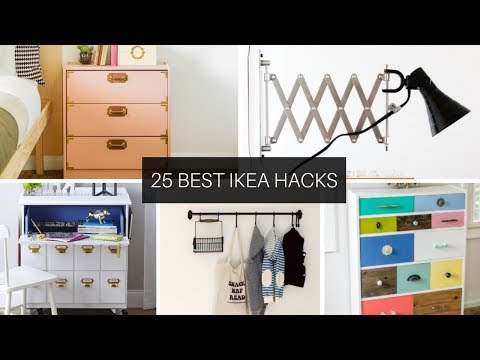 25 Best IKEA Hacks
