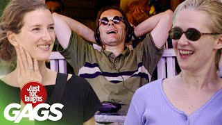 Best of Simple Pranks Vol. 4 | Just For Laughs Compilation