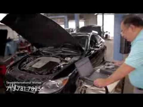 Houston BMW Repair Audi Mechanic Mercedes Maintenance Jaguar VW Volvo Service