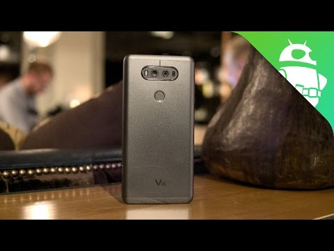 LG V20 hands on