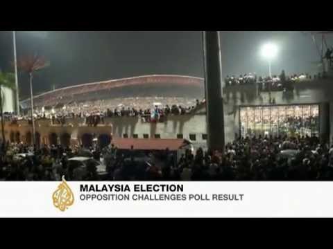 Malaysia Election  Black Wednesday on Al Jazeera