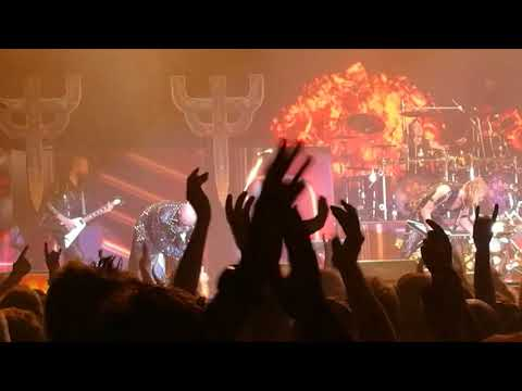 Judas Priest - Victim of Changes + Living after Midnight @ Jupiler Stage 013 Aug 6th 2018