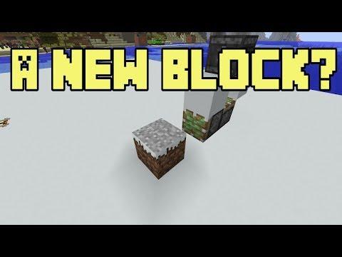Minecraft 1.13 Snapshot 18w08 - Secret NEW BLOCK, NEW POTIONS & BUGS