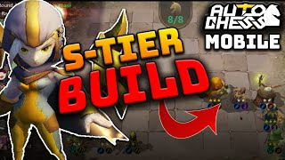 Feathered are OP 🐦 - S+ Tier Build and VERY ADAPTABLE | Auto Chess Mobile