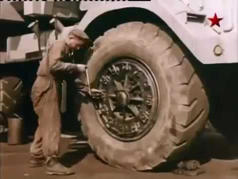 МАЗ 530. Гиганты СССР